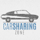 Car Sharing Badges & Elements - GraphicRiver Item for Sale