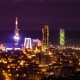 After Sunset, Night  Batumi Cityscape - VideoHive Item for Sale
