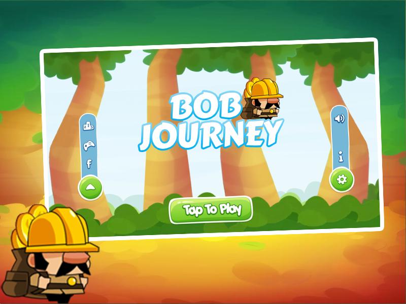 Bob Journey - Admob + Leaderboard