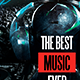 The Music Ever Flyer Template - GraphicRiver Item for Sale