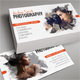 Photography Studio Business Card V04 - GraphicRiver Item for Sale