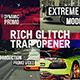 Rich Glitch Trap Opener - VideoHive Item for Sale