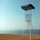 Lifeguard Tower At Sea - VideoHive Item for Sale