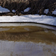 Water Mirror and Snow Covered Shores - VideoHive Item for Sale