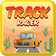 Track Racer - HTML5 Game + Android + AdMob (Capx)