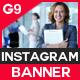 Multipurpose Business Instagram - GraphicRiver Item for Sale
