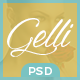 Gelli - PSD Template For Jewelry / Perfume / Accessories Online Shop - ThemeForest Item for Sale
