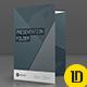 Presentation Folder Template 008 - GraphicRiver Item for Sale