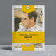 Be Annual Report - GraphicRiver Item for Sale