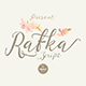 Rafka Script Typeface - GraphicRiver Item for Sale