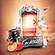 Summer Cocktail - GraphicRiver Item for Sale