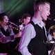 Children's Jazz Band Performs At The Theater During a Music Festival - VideoHive Item for Sale