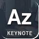AZ - Multipurpose Keynote Template - GraphicRiver Item for Sale