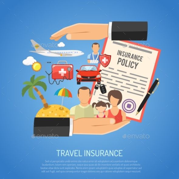 Travel Insurance Concept - Travel Conceptual