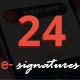 Royal 24 Professional E-Signatures - GraphicRiver Item for Sale