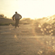 Backlight Skater Sunset - VideoHive Item for Sale