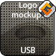 Usb Logo Mockups - GraphicRiver Item for Sale