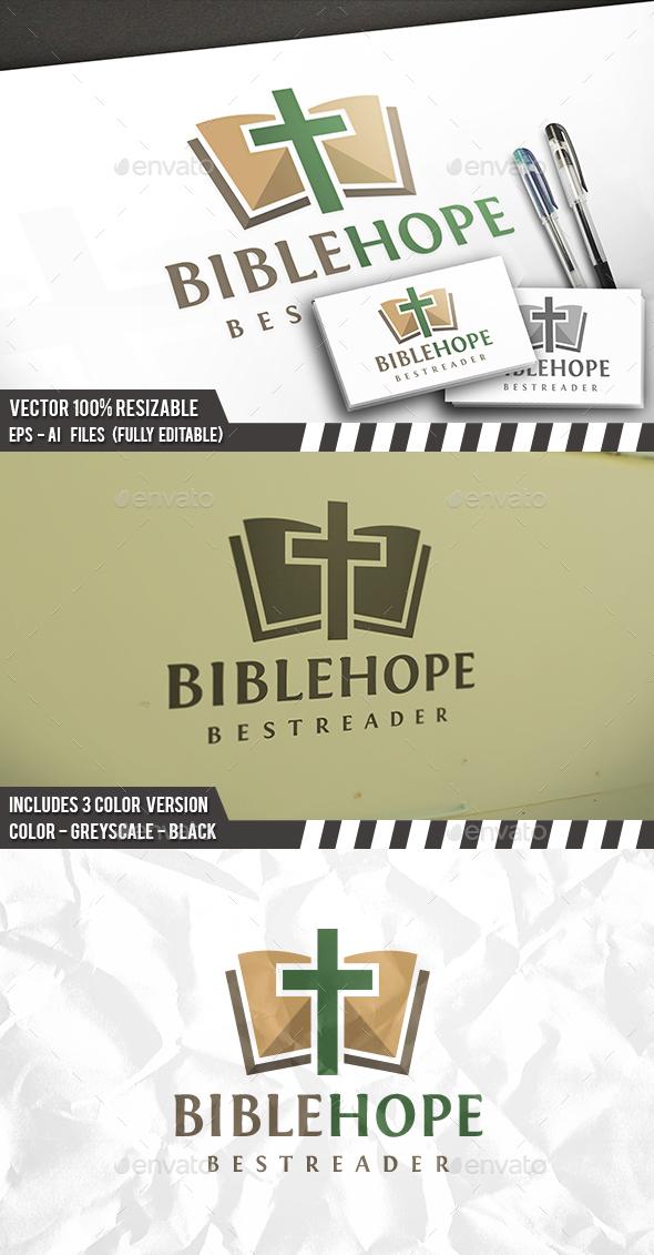 Bible Church Logo - Symbols Logo Templates