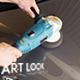 Polishing Bonnet - VideoHive Item for Sale