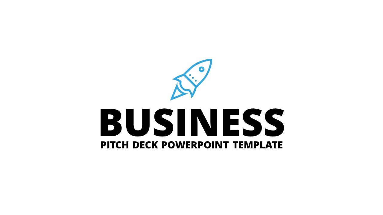 Company Profile PPT Pitch Deck