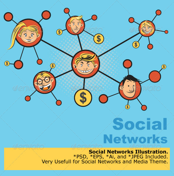 Social Networks - Media Technology