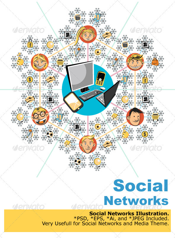 Social Networks - Media Technology