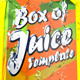Box of Juice Template - VideoHive Item for Sale