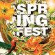 Spring Fest - GraphicRiver Item for Sale