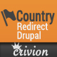 Drupal GeoIP Country Detect & Redirect - CodeCanyon Item for Sale
