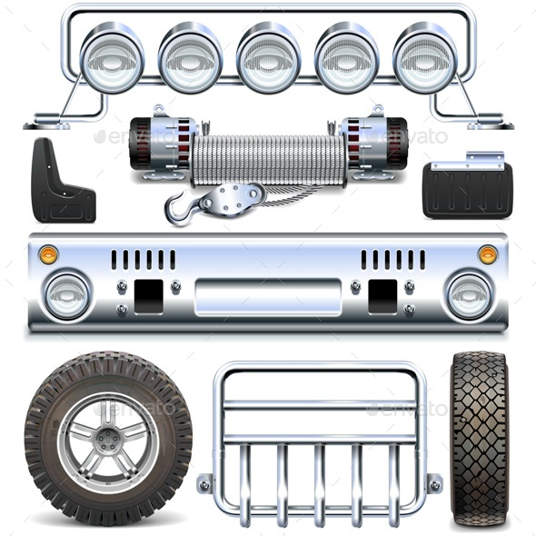Offroad Car Spares - Industries Business
