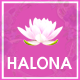 Halona - A Personal WordPress Blog Theme - ThemeForest Item for Sale