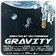 Gravity - Movie Poster - GraphicRiver Item for Sale