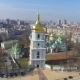 Cathedral Of Saint Sophia Aerial View. - VideoHive Item for Sale
