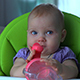 Baby Girl Drinking From The Bottle - VideoHive Item for Sale