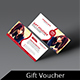 Gift Vouchers Template - GraphicRiver Item for Sale