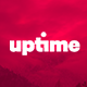 uptime - Responsive Email Template - ThemeForest Item for Sale