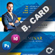 Corporate Business Card Templates - GraphicRiver Item for Sale
