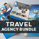 Travel Agency Branding Bundle - GraphicRiver Item for Sale