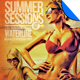 Summer Sessions Vol. 1 Flyer Template - GraphicRiver Item for Sale