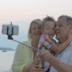 Happy Selfie With Grandparents - VideoHive Item for Sale
