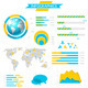 Infographic Collection with Labels and Graphic  - GraphicRiver Item for Sale