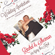Red & White Floral Wedding Invitation - GraphicRiver Item for Sale