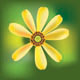Yellow Daisy - GraphicRiver Item for Sale