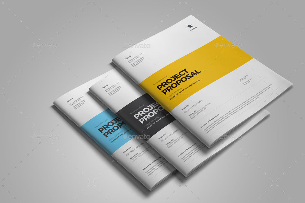 Web Design Proposal By Egotube  Graphicriver