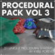 Procedural Pack Vol.3 - 3DOcean Item for Sale