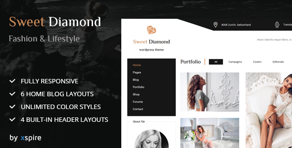 Sweet Diamond – Fashion & Lifestyle Personal Blog