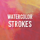 Watercolor Strokes - GraphicRiver Item for Sale