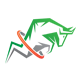 Bullish Logo - GraphicRiver Item for Sale