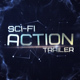 Sci-Fi Action Trailer - VideoHive Item for Sale