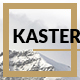 Kaster — Multipurpose Creative Agency, Personal Portfolio, Modern Blog PSD Template Nulled